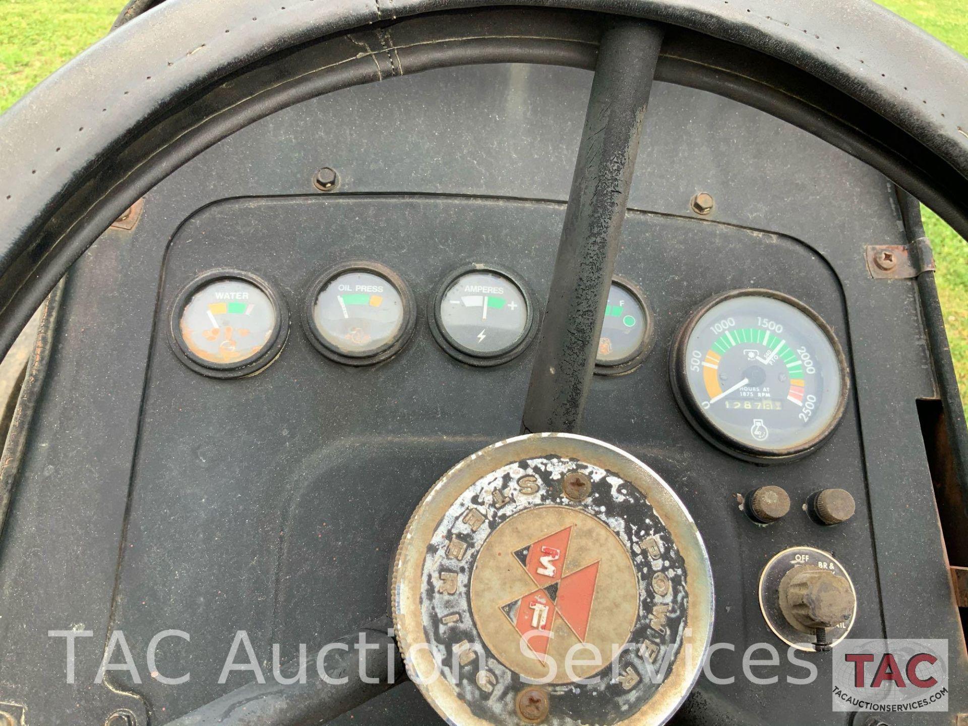 Massey Ferguson 275 Farm Tractor - Image 14 of 25
