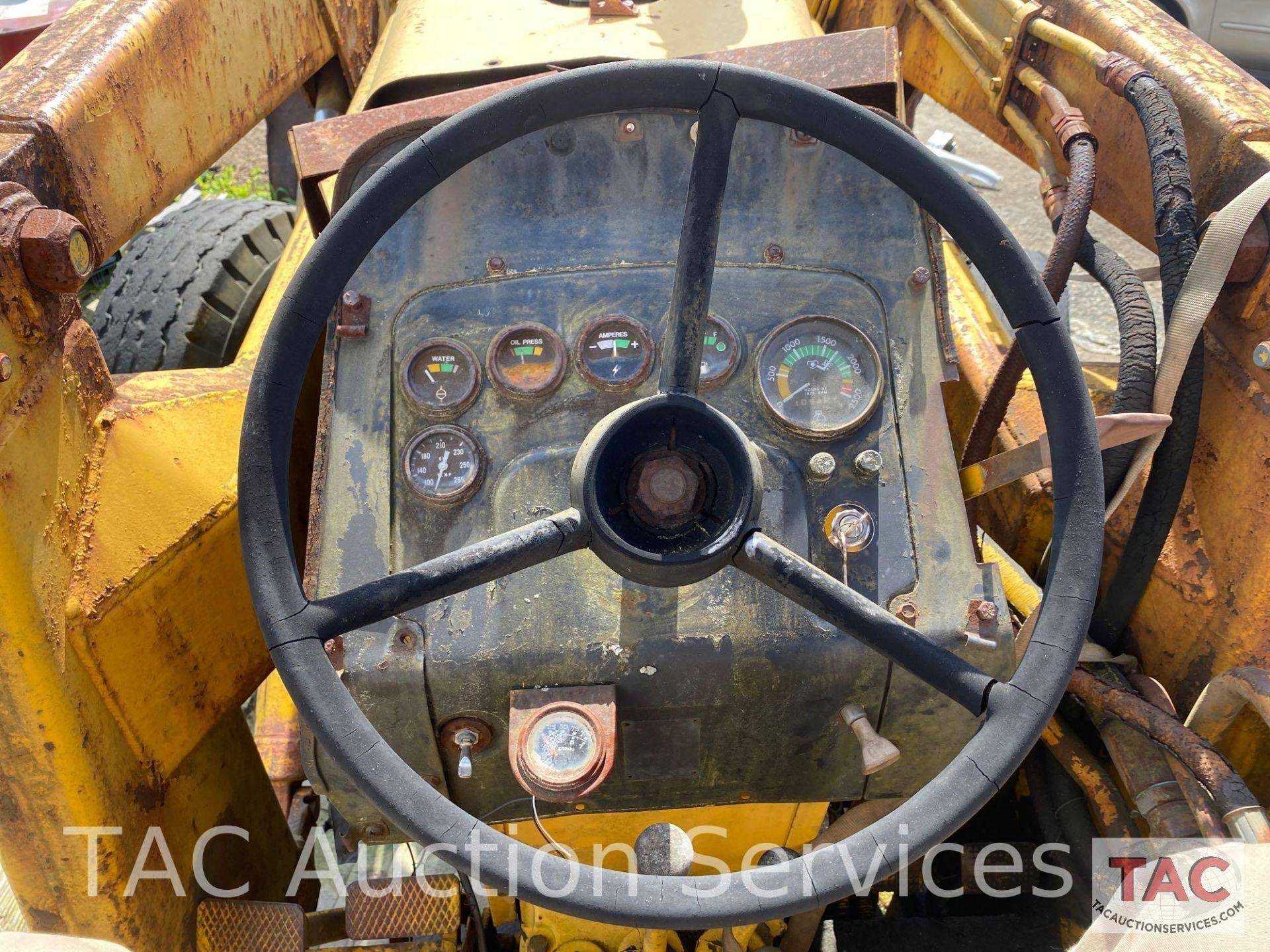 Massey Ferguson 50C Loader Backhoe - Image 31 of 45