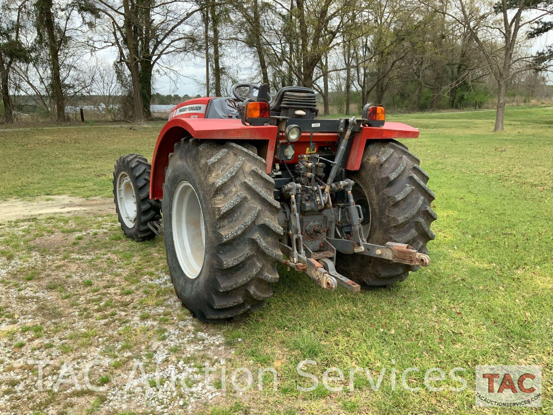 Massey-Ferguson 4610LP Farm Tractor - Image 5 of 26