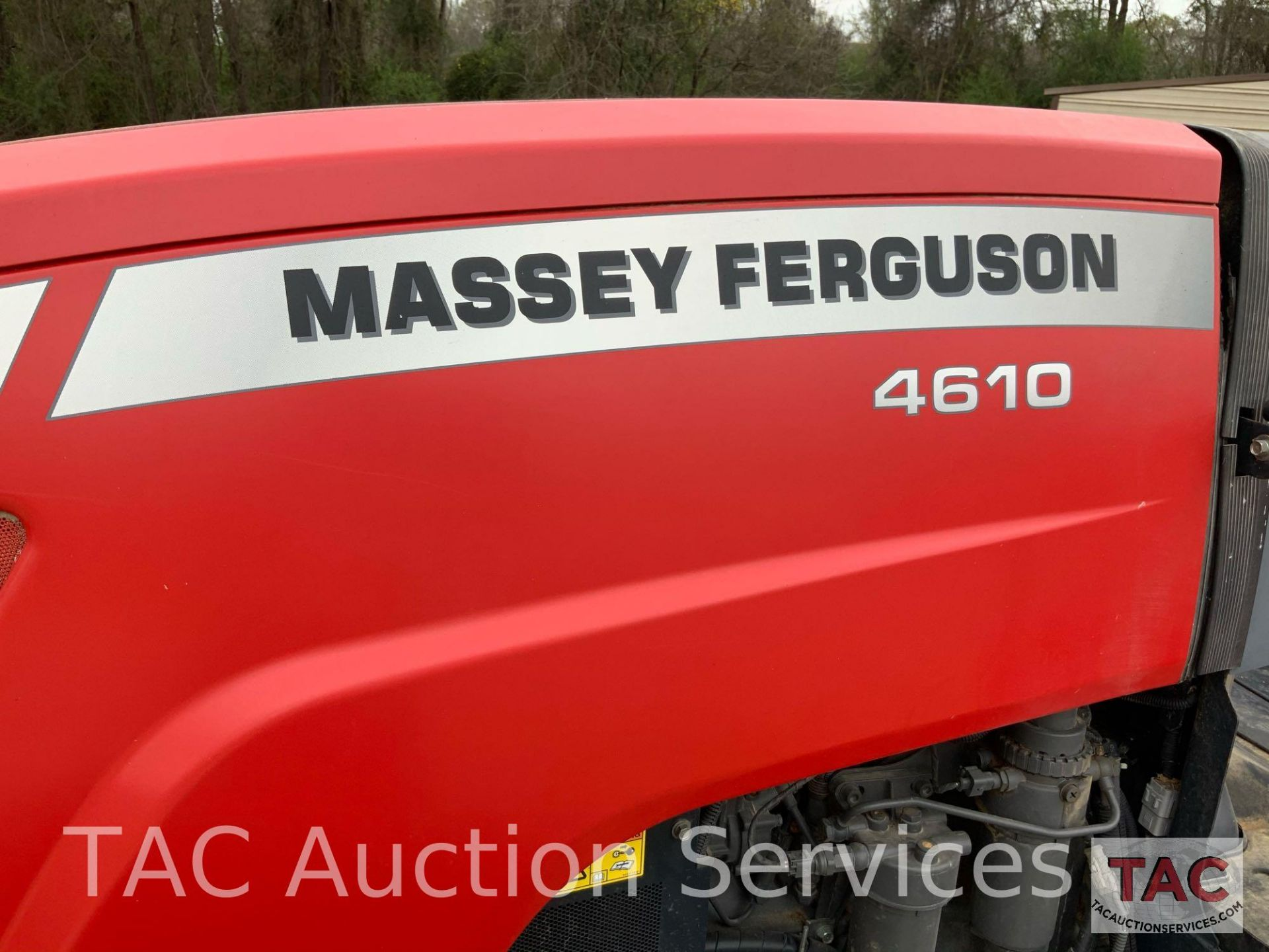 Massey-Ferguson 4610LP Farm Tractor - Image 20 of 26