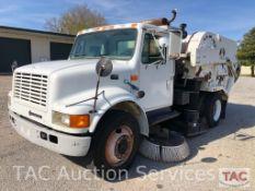 1997 International 4700 Sweeper Truck