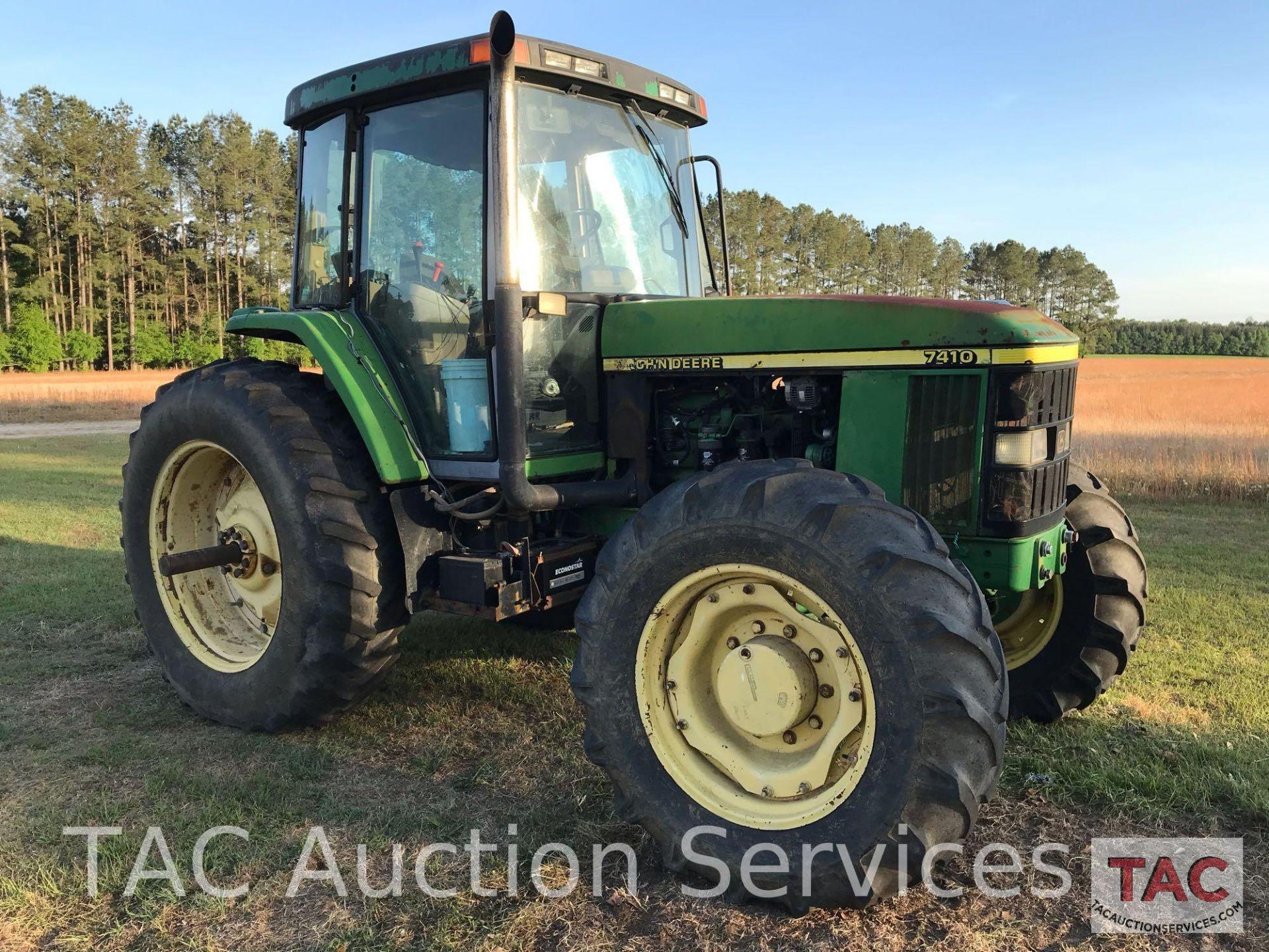 John Deere 7410 Farm Tractor - Image 3 of 24