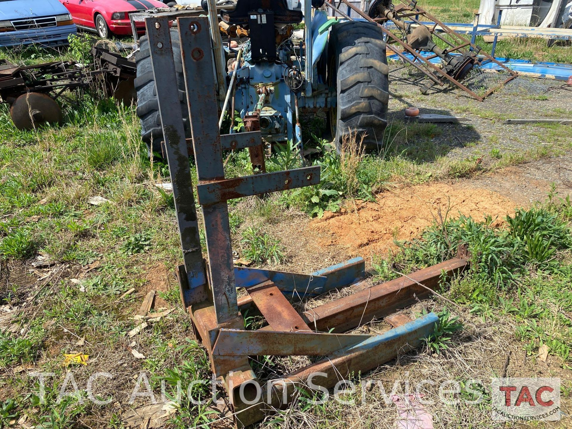 John Deere 2150 Farm Tractor - Image 25 of 34