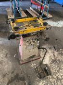 Bassra Machine Tools DTM 2X2760 Rotating Suction Table
