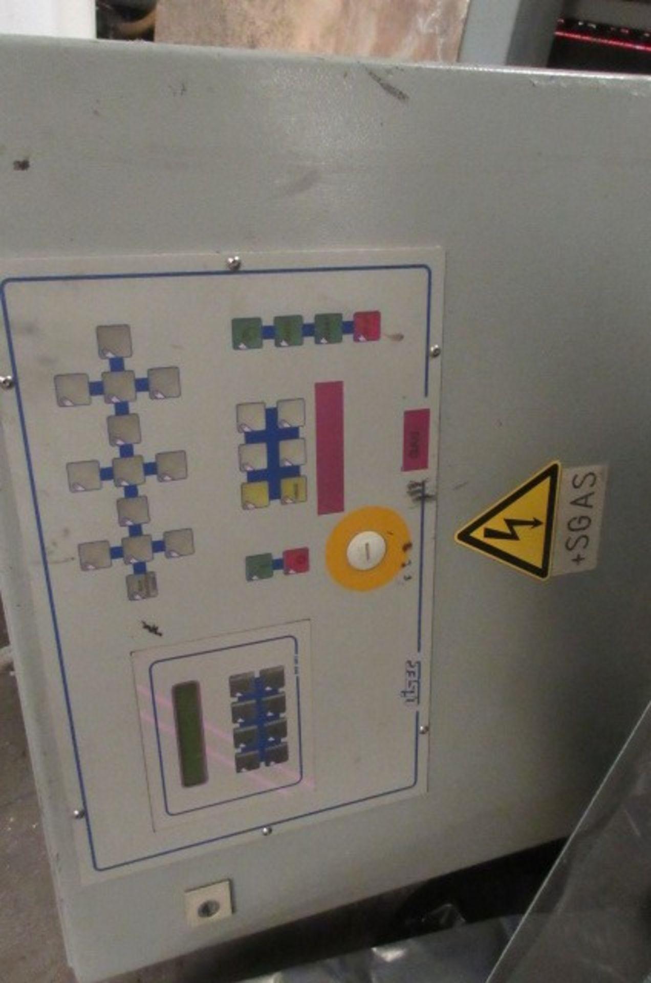 Lisec Inagas IGA200 manual gas fill machine - Image 2 of 3