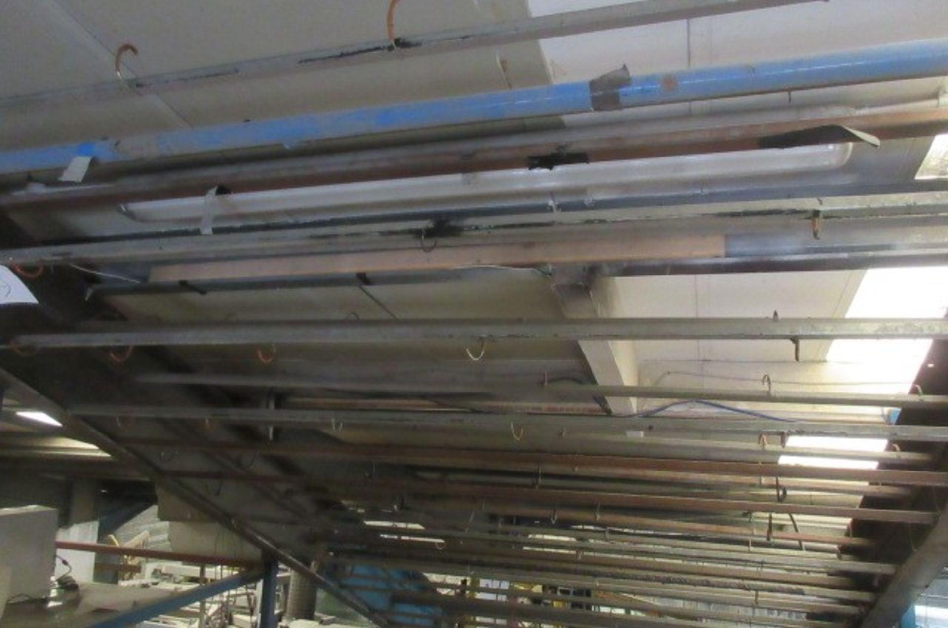 Developments & Products (Leeds) Ltd space frame conveyor - Image 2 of 3