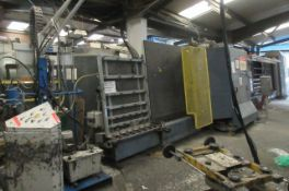 Lisec RTL-20VN 2m Insulated glass line