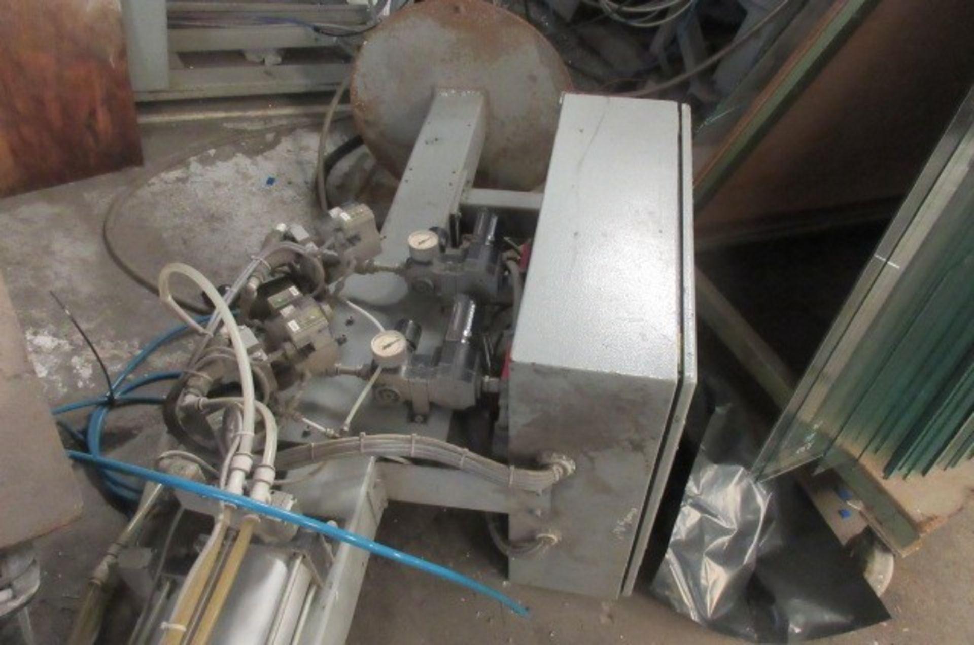 Lisec Inagas IGA200 manual gas fill machine - Image 3 of 3