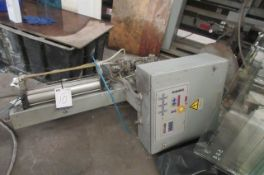 Lisec Inagas IGA200 manual gas fill machine