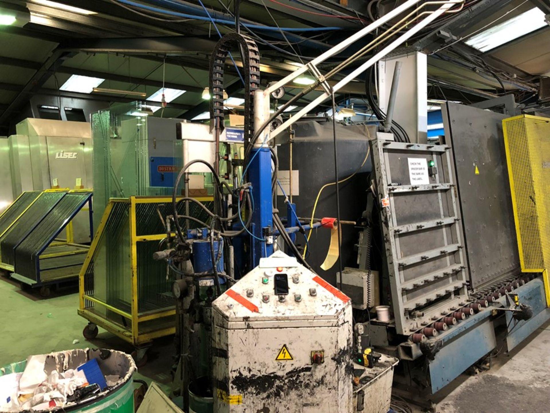Reinhardt Technik 2 Eco-Star sealant machine (2004)
