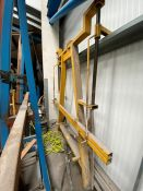 DG No.98/60 3T Glass Lifting Frame
