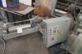 Lisec Inagas IGA200 manual gas fill machine