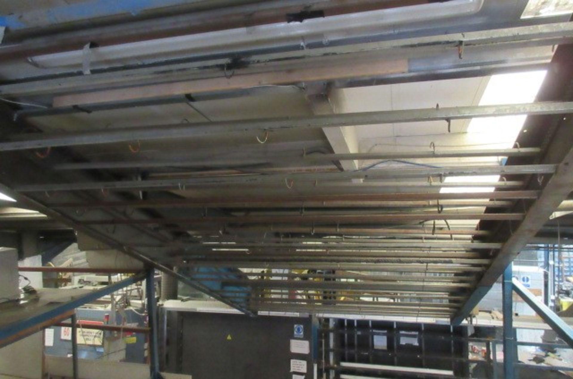 Developments & Products (Leeds) Ltd space frame conveyor - Image 3 of 3