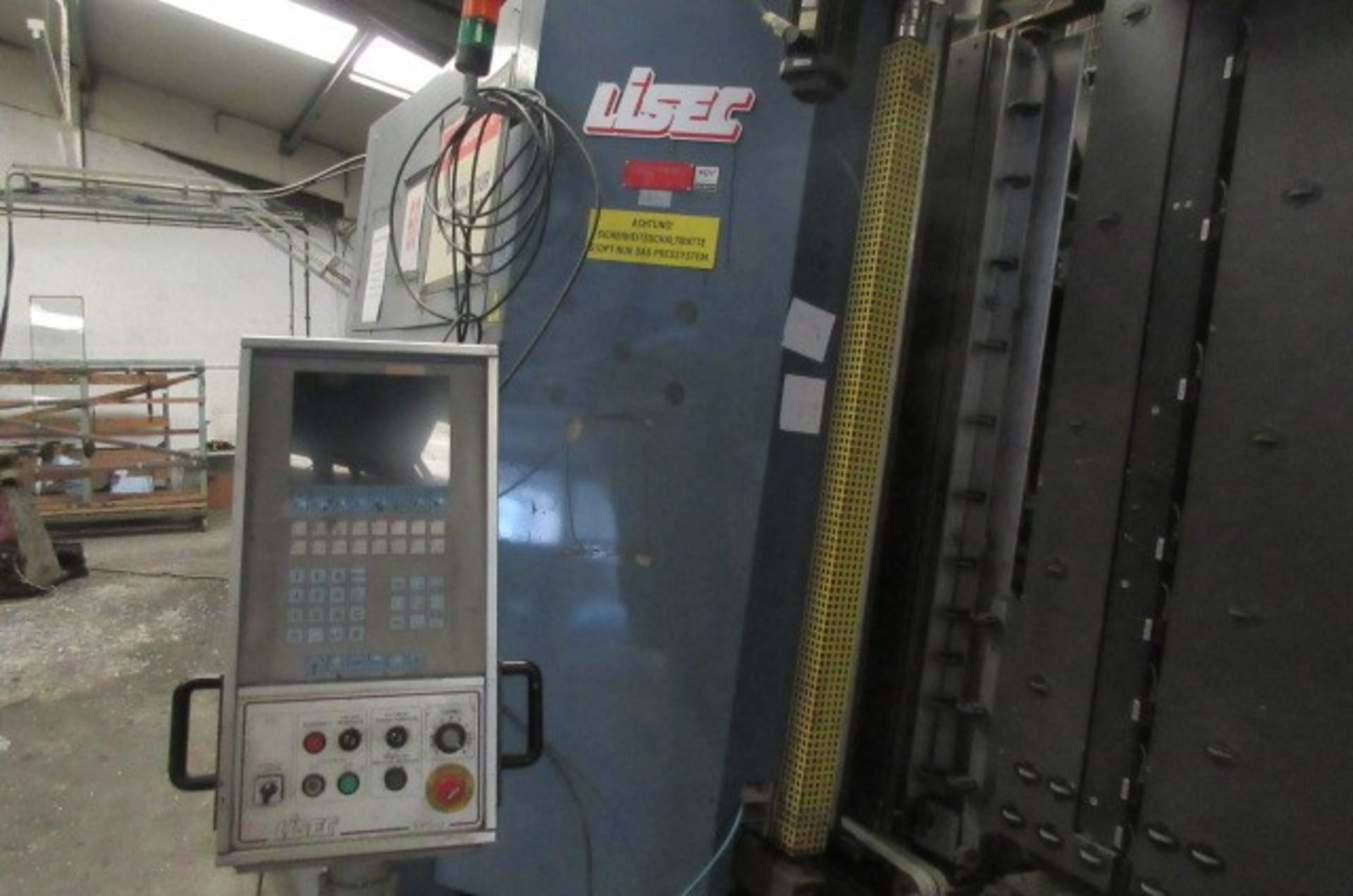 Lisec RTL-20VN 2m Insulated glass line - Image 3 of 9