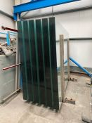6 x 36 Packs of Glass inc Heavy Duty Glass Rack