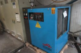 Rollair 2000AE air compressor