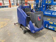 Dulevo Energ H1020 RO battery powered ride on floor cleaner