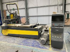 Spartan 1325 flat bed CNC router (2017)
