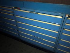 5 Polstore tool cabinets