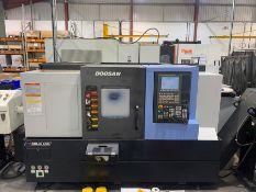 Doosan Puma GT2100M CNC lathe (2014)