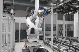 ABB IRB7600-104982 325KG payload 6 axis robot arm (2019)