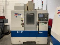 Doosan Mynx NM410 CNC machining centre (2007)