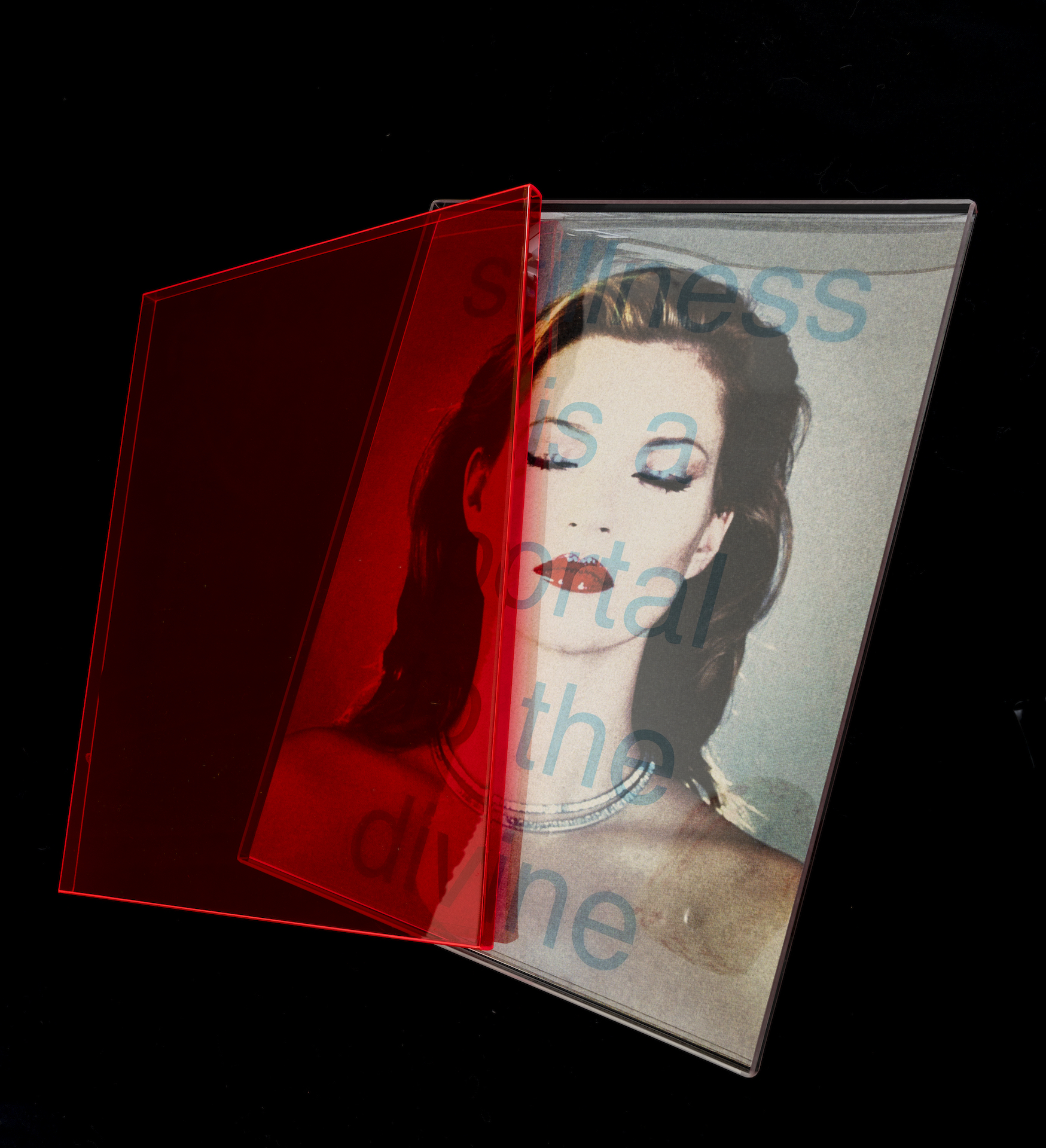 Chris Levine (British 1960-), 'Stillness Is A Portal To The Devine', 2021 - Image 2 of 3