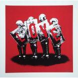 Martin Whatson (Norwegian 1984-), 'Love Cops', 2011