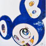 Takashi Murakami (Japanese 1962-), 'And Then...All Things Good And Bad, All Days Fine And Rough',