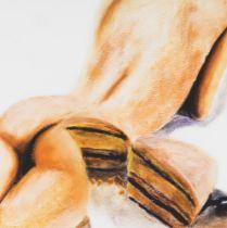 GinaBeavers(American1974-),'Cake',2015