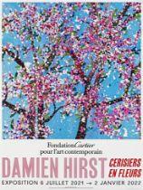 DamienHirst(British1965-),'CherryBlossoms',2021