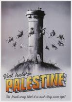 Banksy(British1974-),'VisitHistoricPalestine',2018