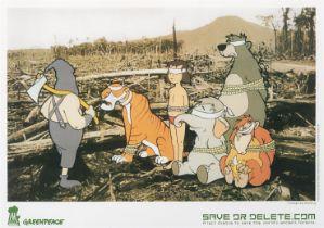Banksy(British1974-),'SaveOrDelete',2002