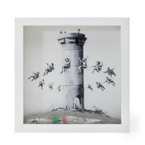 Banksy(British1974-),'WalledOffHotelBoxSet'
