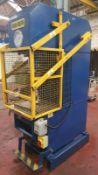 WARD FORSYTH VO 30 C Frame Hydraulic Press