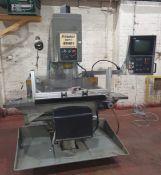 Bridgeport Series II Interact 4 CNC Milling Machine