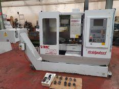 Bridgeport VMC 600 XP Vertical Machining Centre