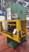 HARE 40 HP Hydraulic Press