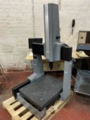Brown and Sharpe MicroVal Coordinate Measuring Machine