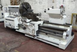 Binns and Berry Trident L1000 Gap Bed Lathe