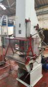 Hare 15NS Hydraulic Press