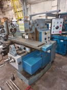 Parkson M1200 Universal Mill with Vertical Head