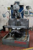 Bridgeport EZ Trak DX CNC Turret Mill