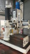 """Kitchen & Wade 4' 6"""" E33 Radial Drill"""