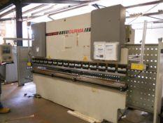 Durma HAP 3080 80 Ton x 3020mm CNC Pressbrake