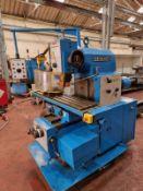 Parkson M1200 Vertical Milling Machine