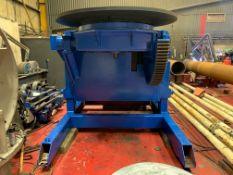 MPE Yates 12 Ton Universal Welding Positioner