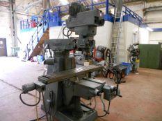 Beaver MK11 Turret Mill