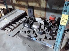 Shredding/Granulating Line spare parts: misc. spare parts for pre-shredder