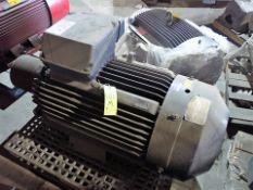 Shredding/Granulating Line spare parts: spare main drive motor for G1 granulator, Roulment, 120 hp